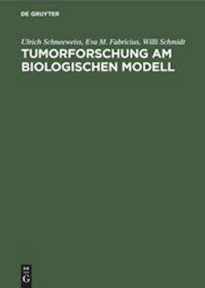 Tumorforschung am biologischen Modell