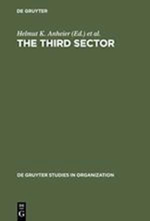 The Third Sector: Comparative Studies of Nonprofit Organizations