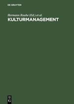 Kulturmanagement
