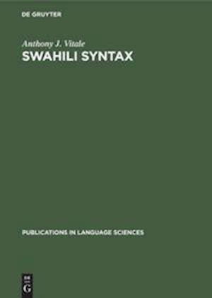 Swahili Syntax