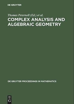 Complex Analysis and Algebraic Geometry