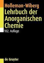Lehrbuch der Anorganischen Chemie af Nils Wiberg