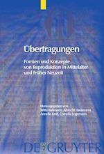 Übertragungen (Trends in Medieval Philology, nr. 5)