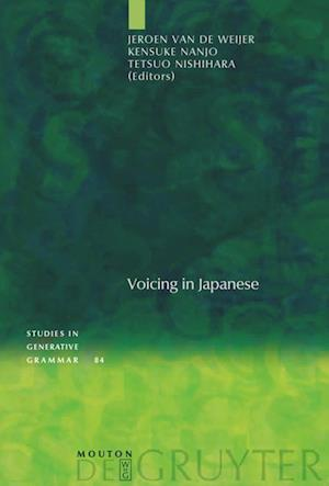 Voicing in Japanese