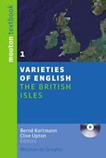 The British Isles [With CD (Audio)] (Varieties of English, nr. 1)