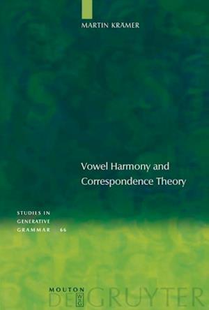Vowel Harmony and Correspondence Theory