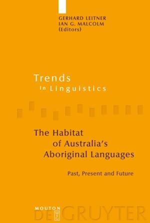 Habitat of Australia's Aboriginal Languages