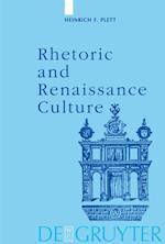 Rhetoric and Renaissance Culture af Heinrich F. Plett