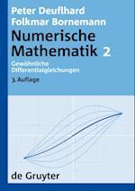 Gewohnliche Differentialgleichungen af Peter Deuflhard