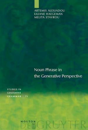 Noun Phrase in the Generative Perspective