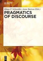 Pragmatics of Discourse (Handbooks of Pragmatics)