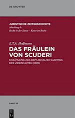 Das Fraulein Von Scuderi af E. T. A. Hoffmann