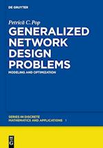 Generalized Network Design Problems (De Gruyter Series in Discrete Mathematics and Applications, nr. 1)