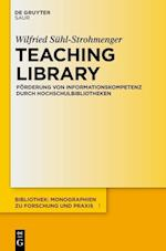 Teaching Library (Bibliothek, nr. 1)