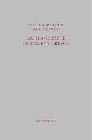 Oath and State in Ancient Greece