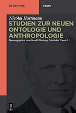 Studien zur Neuen Ontologie und Anthropologie af Nicolai Hartmann