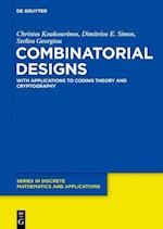 Combinatorial Designs (De Gruyter Series in Discrete Mathematics and Applications 3)
