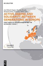 Active Ageing and Solidarity Between Generations in Europe