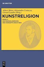 Die Radikalisierung Des Konzepts Nach 1850