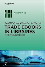 Trade Ebooks in Libraries (IFLA Publications)