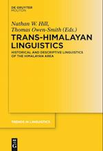 Trans-Himalayan Linguistics (Trends in Linguistics Studies and Monographs TiLSM, nr. 266)