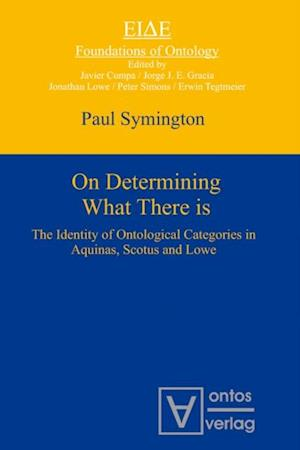 On Determining What There is