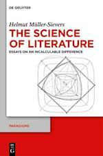 The Science of Literature af Helmut Muller-Sievers
