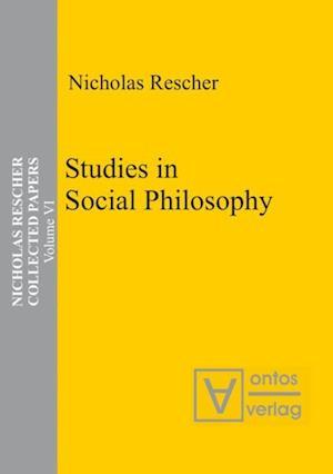 Studies in Social Philosophy
