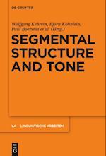 Segmental Structure and Tone (Linguistische Arbeiten)