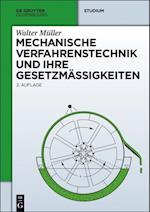 Mechanische Verfahrenstechnik und ihre Gesetzmaigkeiten