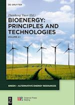 Bioenergy. Volume 1 (Green Alternative Energy Resources, nr. 1)