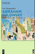 Abraham Shlonsky