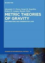Metric Theories of Gravity (De Gruyter Studies in Mathematical Physics, nr. 36)