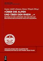 -Uber Die Alpen Und Uber Den Rhein...- af Gustav Adolf Lehmann