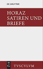 Die Satiren Und Briefe Des Horaz / Sermones Et Epistulae (Sammlung Tusculum)