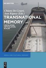 Transnational Memory (Media and cultural Memory/ Medien und Kulturelle Erinnerung)