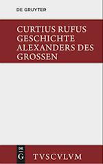 Geschichte Alexanders Des Grossen (Sammlung Tusculum)
