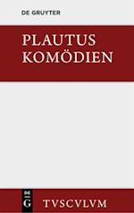Komodien (Sammlung Tusculum)