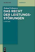 Das Recht Der Leistungsstorungen (De Gruyter Handbuch)