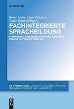 Fachintegrierte Sprachbildung (DaZ Forschung DaZ For, nr. 8)