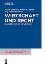 Wirtschaft Und Recht (Lehr Und Klausurenbucher Der Angewandten Okonomik, nr. 5)
