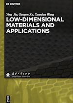 Low-Dimensional Materials and Applications