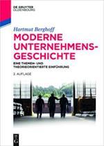 Moderne Unternehmensgeschichte af Hartmut Berghoff