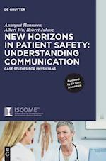 New Horizons in Patient Safety