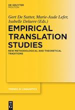 Empirical Translation Studies (Trends in Linguistics Studies and Monographs TiLSM, nr. 300)
