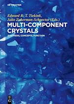 Multi-Component Crystals
