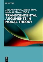 Transcendental Arguments in Moral Theory