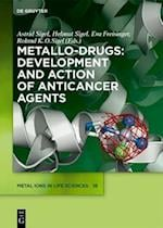 Metallo-Drugs (Metal Ions in life sciences, nr. 18)