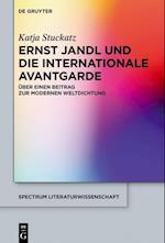 Ernst Jandl Und Die Internationale Avantgarde (Spectrum Literaturwissenschaft / Spectrum Literature, nr. 55)