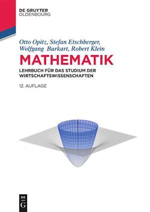 Bog, paperback Mathematik af Stefan Etschberger, Otto Opitz, Robert Klein